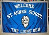 St. Agnes Athletic Banner